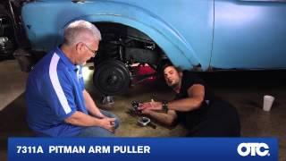 OTC  Tire Rod and Pitman Arm Tools