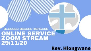 Rev Hlongwane part 3