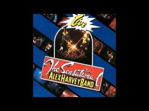 The Sensational Alex Harvey Band – Live ( Reissue & 5 bonus tracks)