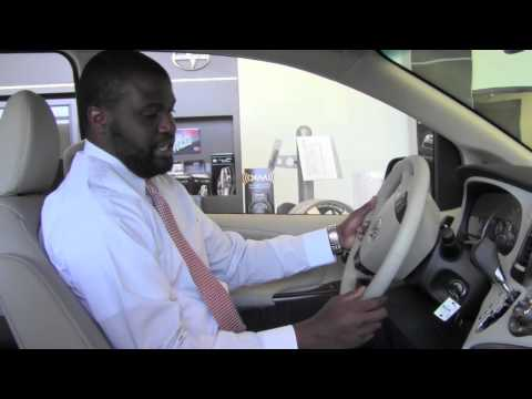 2011 | Toyota | Sienna | Steering Wheel Lock | How To by Toyota City Minneapolis MN
