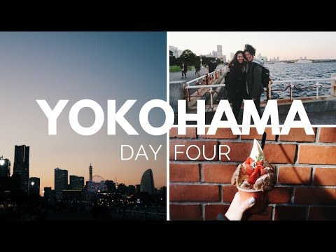 YOKOHAMA, JAPAN VLOG 2016 | MAKING OUR OWN CUP NOODLES??