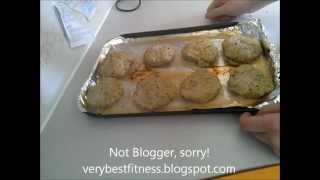 Healthy & Simple Italian Turkey Burgers - Very Best Fitness