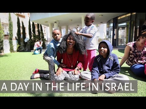 A Day In The Life Of An Israeli Mom | VLOG 22