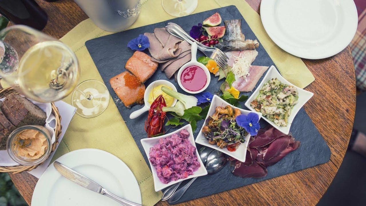 Food and Drinks Guide to Rudesheim