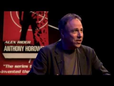 Anthony Horowitz LIVE 2014