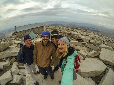Backpacking Mount Whitney | July 2014 (GoPro HD)