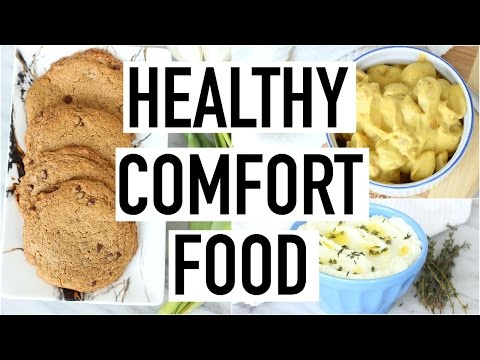 HEALTHY COMFORT FOOD! Easy & Yummy! Cooking With Liv Ep 17