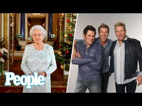 How The Royals Spend Christmas, Rascal Flatts Reveal Their Favorite Song | People NOW | People