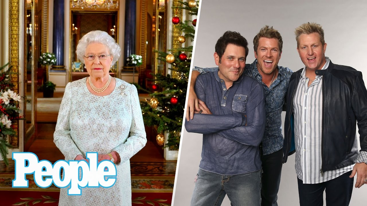How The Royals Spend Christmas, Rascal Flatts Reveal Their ...