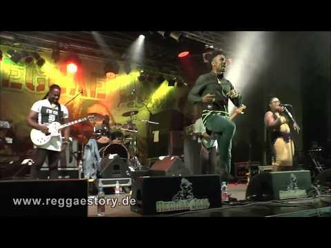 Christopher Martin - 1/5 - Paper Loving + My Love - 29.07.2017 - Reggae Jam