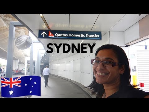 How To Transfer From Sydney International To Domestic Terminals