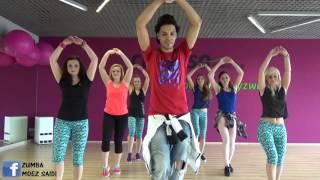 La Rosa - Jacob Forever | Salsaton Zumba Fitness choreography by Moez Saidi