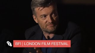 Charlie Brooker at the Black Mirror Q&A: