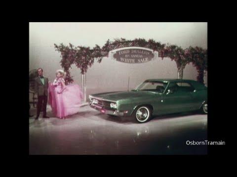 1970 Ford  Film Commercial  Rowan & Martin Laughin