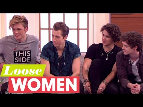 The Loose Women's Children Interview The Vamps | Loose Women