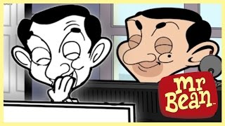 Mr. Bean - From Original Drawings to Animation - Viral Bean