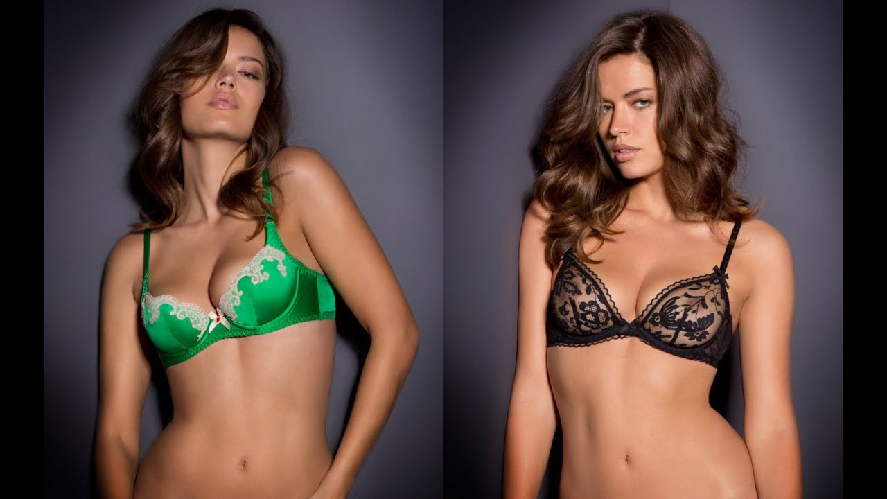 318fc3d849 Michea Crawford Bold Pose in Agent Provocateur Lingerie Shoot - Pt4 ...