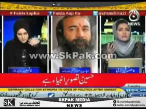 Hindu Poet Talking About Imam Hussain as_____Most beautiful interview At News Channel