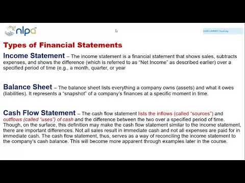 Procurement Webinar: Finance for Procurement