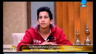 العاشرة مساء| فاروق عبد السلام صاحب دار الايتام يحاول نفى تهم تعذيب اطفال الدار