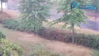 Eindelijk regen in Assen