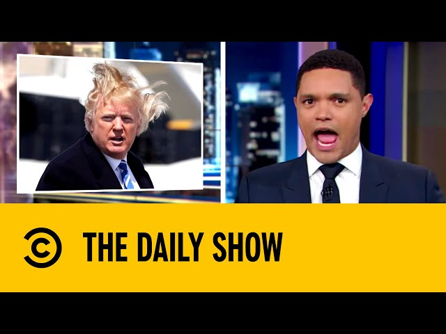 Donald Trump's Racist Tweets Towards Congresswomen | The Daily Show with Trevor Noah