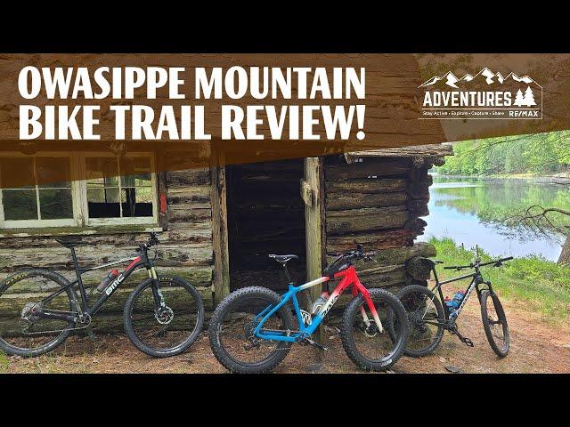 Owasippe Mountain Bike Trail Review