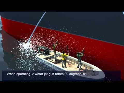 Anti-Piracy Solution Jet Gun_ PSJ series