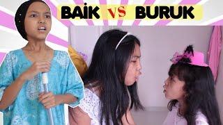 Drama Anak Kebiasaan baik vs Buruk ♥ Expectation vs reality sibling