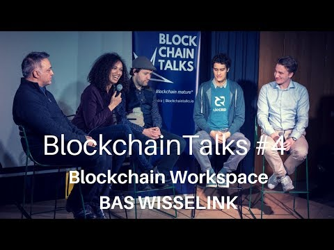 BlockchainTalks | Vol#4 | History of Bitcoin with Bas Wissel
