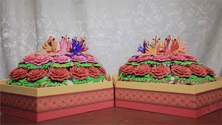 Chinese Arts and Crafts: Wenxi Dough Figurines