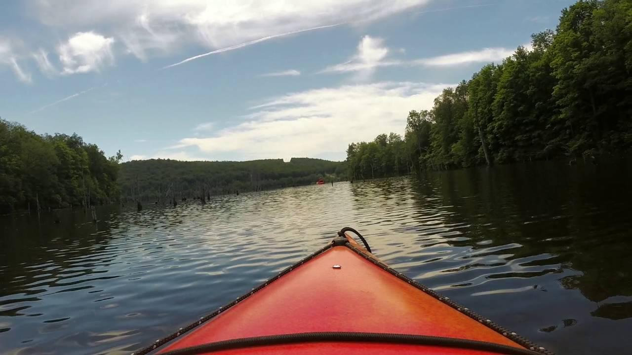 Monksville Reservoir Kayak | njHiking com