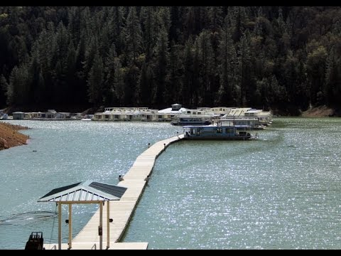 CALIFORNIA DROUGHT OVER. LARGEST RESERVOIR IS SO FULL THAT THEY ARE LETTING WATER OUT.