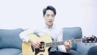 (Eng sub cc) Xu Wei Zhou sings You Exist In My Song