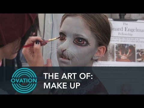 The Art Of: Make Up - Body Art - Ovation