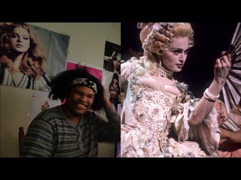 Madonna- Vogue MTV Awards 1990 (REACTION)