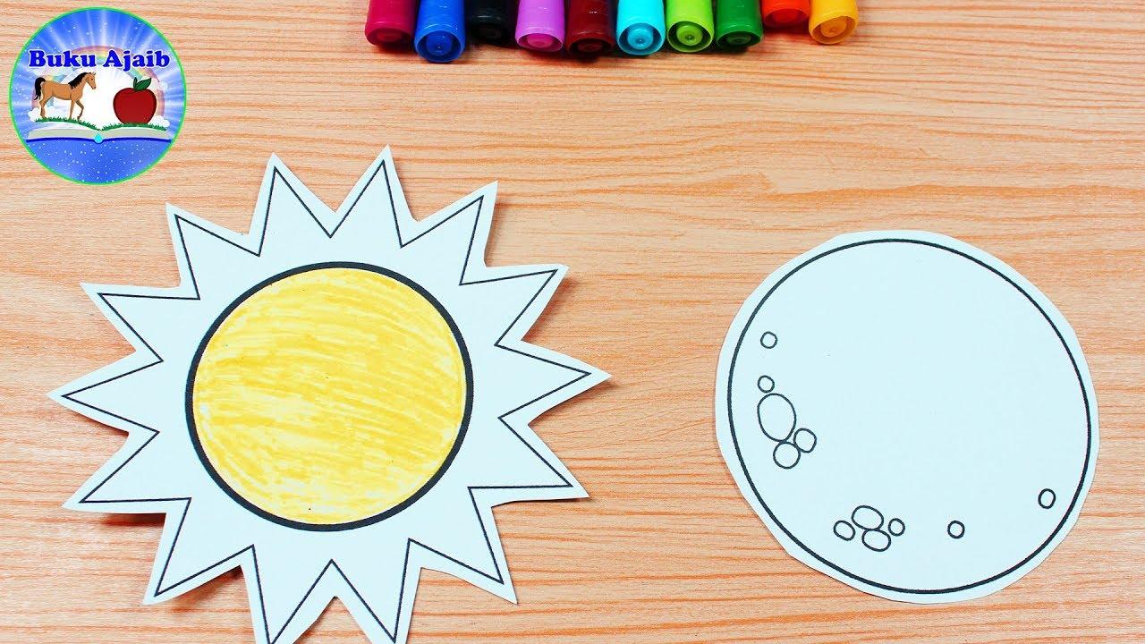 Apakah Fungsi Dari Matahari Dan Bulan