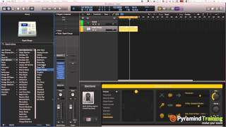 Logic Pro X Tutorials | Drum Machine Designer with sflogicninja