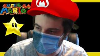 Mediocre Gamer tries to Speedrun Mario 64...