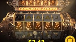 Free Spins Feature on Golden Cryptex Slots | the Daily Pick