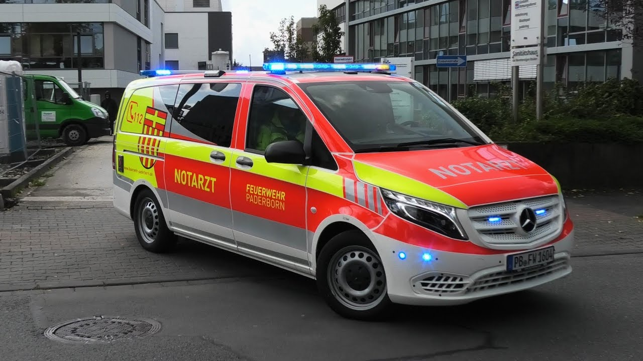 Paderborn Feuerwehr