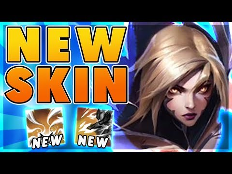 *NEW SKIN* THESE NEW ABILITIES ARE INSANE - BunnyFuFuu