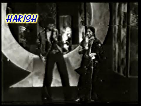 Asha Bhosle & Danny Live Vdo