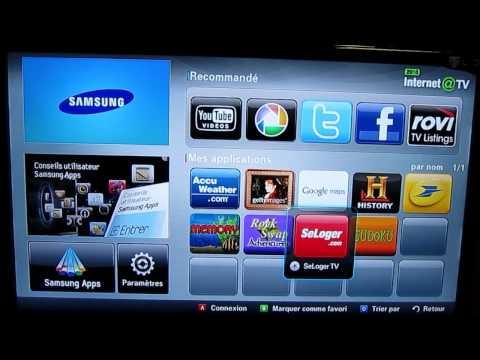 Samsung BDC6900 — Lecteur Bluray 3D Ready