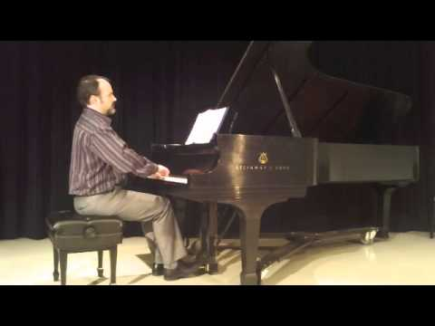 Peter Tchaikovsky, Sweet Dream, Op 39, 21