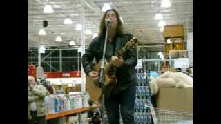 "Testify, Alan Doyle, Costco ""Boy On Bridge"" Promotional Appearance, Halifax"