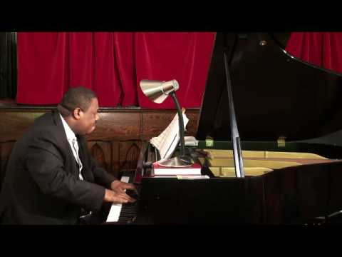 Chris Fleischer, Piano- The Christian's Good Night- (Yaa Wor)- Dedicated to Dr. Daniel T. Baddoo