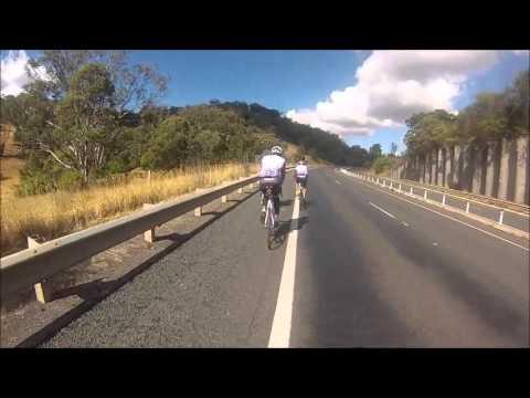 2013 Bridge2Bridge - Brisbane to Sydney Charity Ride - 1000kms