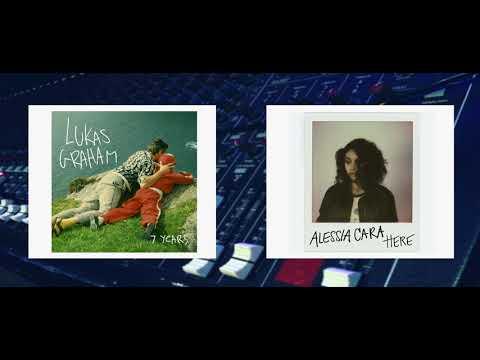 Here (Alessia Cara) vs 7 Years (Lukas Graham) Remix Mashup