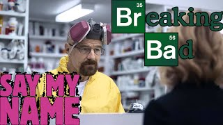 Say My Name: Extended Cut (rus vo G-NighT) / Breaking Bad